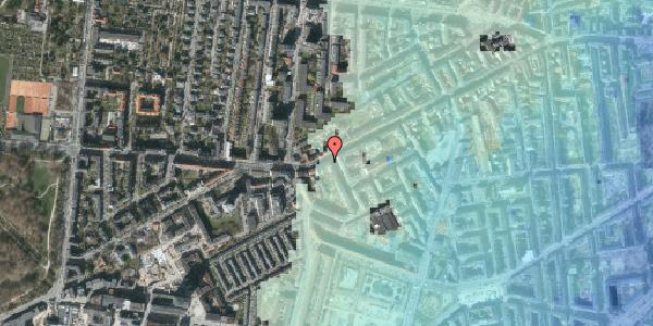 Stomflod og havvand på Vesterbrogade 131, 4. th, 1620 København V