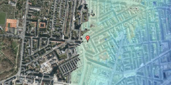 Stomflod og havvand på Vesterbrogade 137, 1. tv, 1620 København V