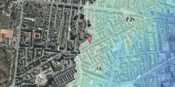 Stomflod og havvand på Vesterbrogade 140D, st. , 1620 København V