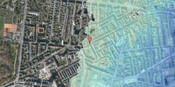 Stomflod og havvand på Vesterbrogade 146B, 2. tv, 1620 København V