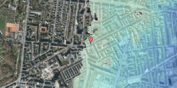 Stomflod og havvand på Vesterbrogade 148B, 2. th, 1620 København V