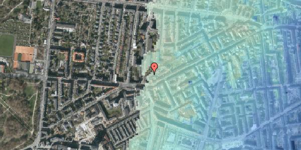 Stomflod og havvand på Vesterbrogade 148N, st. tv, 1620 København V