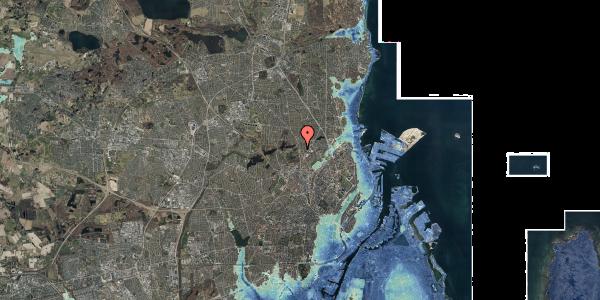 Stomflod og havvand på Vilhelm Birkedals Vej 6, 1. , 2400 København NV