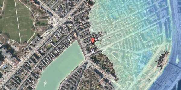 Stomflod og havvand på Willemoesgade 6, st. tv, 2100 København Ø