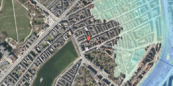 Stomflod og havvand på Willemoesgade 8A, st. , 2100 København Ø