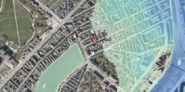 Stomflod og havvand på Willemoesgade 8, 2. tv, 2100 København Ø