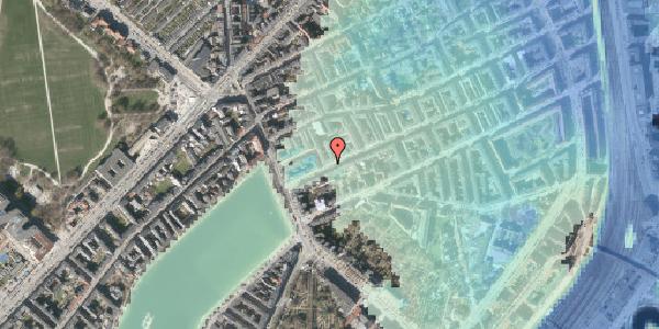 Stomflod og havvand på Willemoesgade 9, 2. th, 2100 København Ø