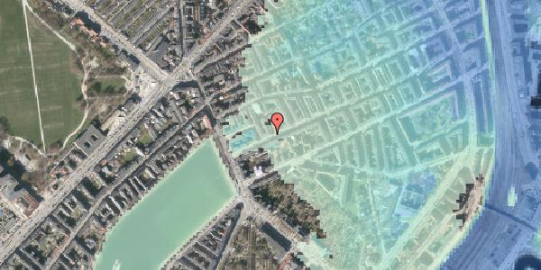 Stomflod og havvand på Willemoesgade 11, 3. tv, 2100 København Ø