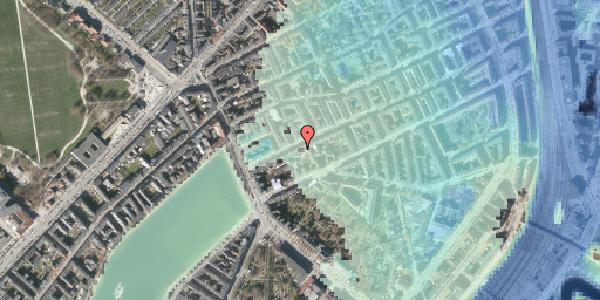 Stomflod og havvand på Willemoesgade 16, 3. th, 2100 København Ø