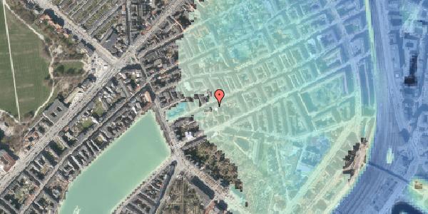 Stomflod og havvand på Willemoesgade 20, 2. th, 2100 København Ø