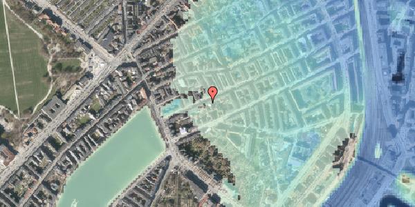 Stomflod og havvand på Willemoesgade 20, 4. tv, 2100 København Ø