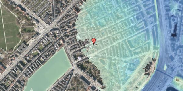Stomflod og havvand på Willemoesgade 22, 2. tv, 2100 København Ø