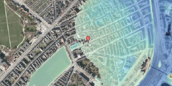 Stomflod og havvand på Willemoesgade 23, 1. th, 2100 København Ø