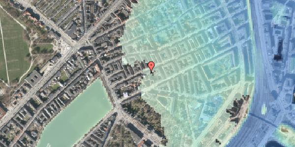 Stomflod og havvand på Willemoesgade 24, 3. th, 2100 København Ø