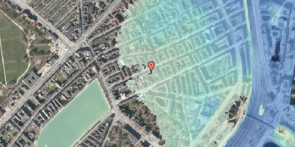 Stomflod og havvand på Willemoesgade 26, 5. , 2100 København Ø