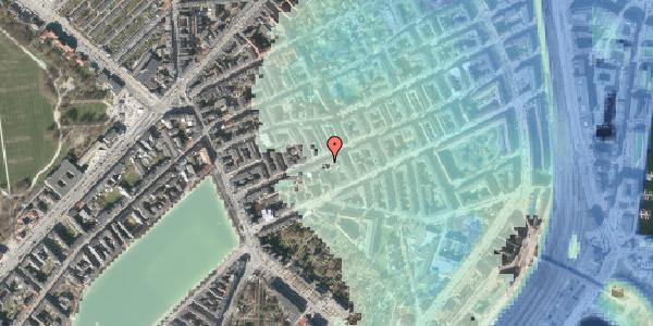 Stomflod og havvand på Willemoesgade 28, 5. , 2100 København Ø