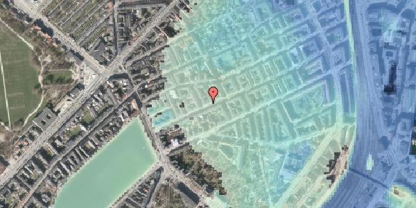 Stomflod og havvand på Willemoesgade 31, 5. tv, 2100 København Ø