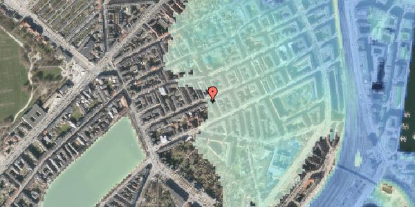 Stomflod og havvand på Willemoesgade 32, 5. th, 2100 København Ø