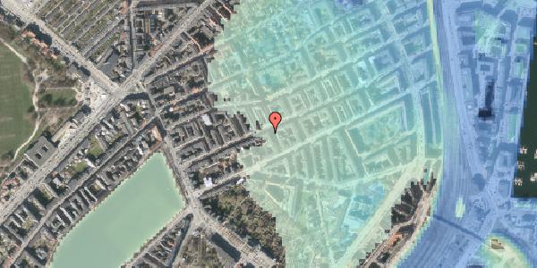 Stomflod og havvand på Willemoesgade 34, 3. tv, 2100 København Ø