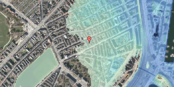 Stomflod og havvand på Willemoesgade 36, 1. th, 2100 København Ø