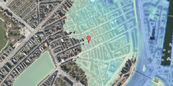 Stomflod og havvand på Willemoesgade 44, 3. th, 2100 København Ø