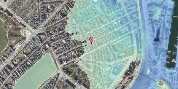 Stomflod og havvand på Willemoesgade 44, 3. tv, 2100 København Ø