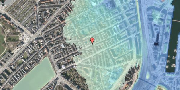 Stomflod og havvand på Willemoesgade 47, 2. , 2100 København Ø