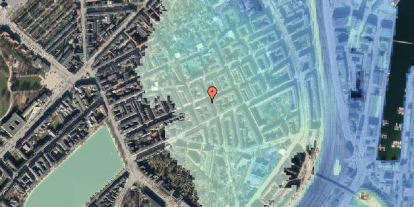 Stomflod og havvand på Willemoesgade 48, 2. tv, 2100 København Ø