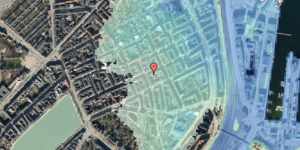 Stomflod og havvand på Willemoesgade 52, st. tv, 2100 København Ø