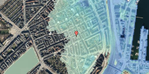 Stomflod og havvand på Willemoesgade 54, 5. th, 2100 København Ø