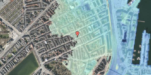 Stomflod og havvand på Willemoesgade 59, st. th, 2100 København Ø