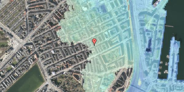 Stomflod og havvand på Willemoesgade 63, 3. , 2100 København Ø