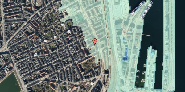 Stomflod og havvand på Willemoesgade 74, st. mf, 2100 København Ø