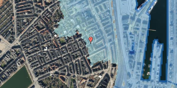 Stomflod og havvand på Willemoesgade 79, 4. , 2100 København Ø