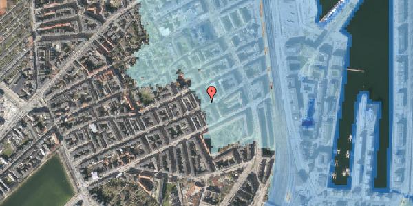 Stomflod og havvand på Willemoesgade 79, 5. , 2100 København Ø