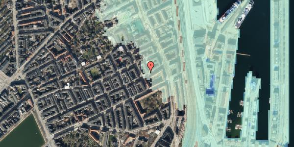 Stomflod og havvand på Willemoesgade 83, st. tv, 2100 København Ø