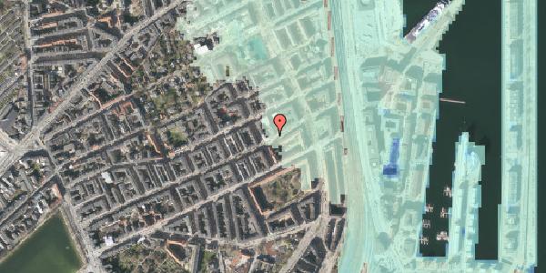 Stomflod og havvand på Willemoesgade 83, 4. tv, 2100 København Ø