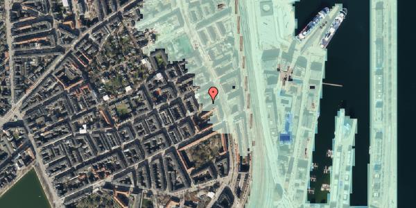 Stomflod og havvand på Willemoesgade 87, kl. , 2100 København Ø