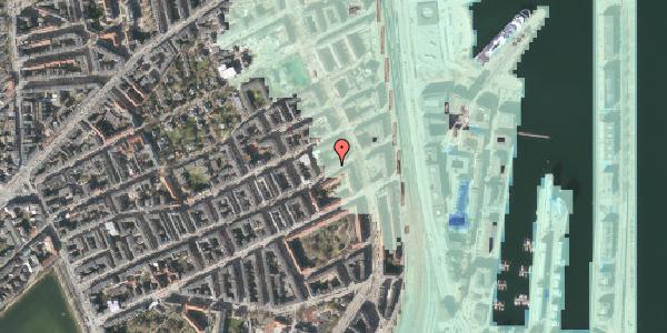 Stomflod og havvand på Willemoesgade 87, 4. tv, 2100 København Ø