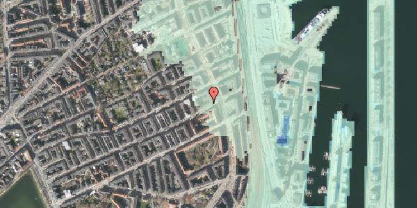 Stomflod og havvand på Willemoesgade 89, 1. th, 2100 København Ø
