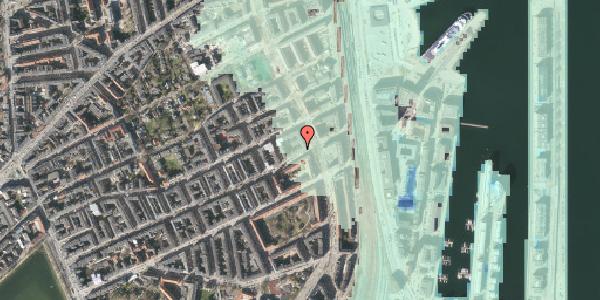 Stomflod og havvand på Willemoesgade 89, 4. tv, 2100 København Ø