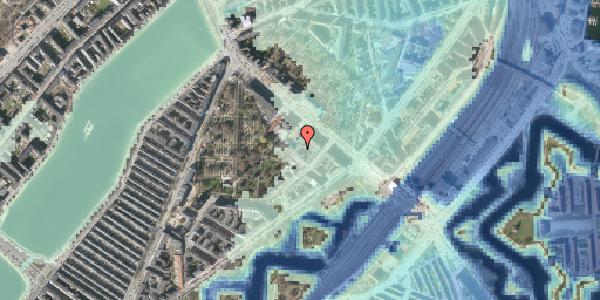 Stomflod og havvand på Visbygade 12A, 2. th, 2100 København Ø