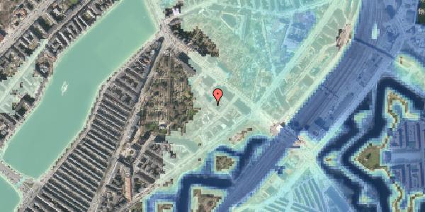 Stomflod og havvand på Visbygade 12, 4. th, 2100 København Ø