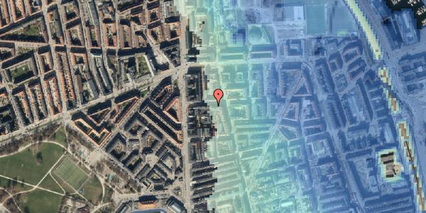 Stomflod og havvand på Vordingborggade 6F, 2. 21, 2100 København Ø