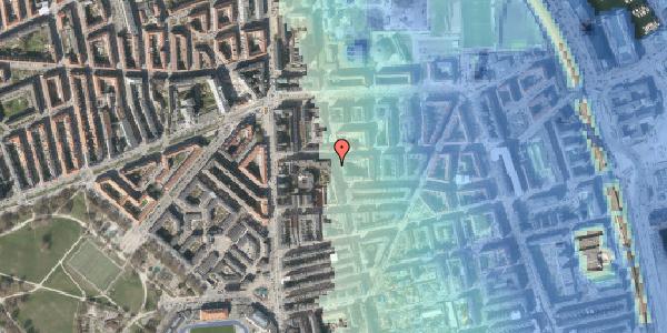 Stomflod og havvand på Vordingborggade 6H, 3. 34, 2100 København Ø