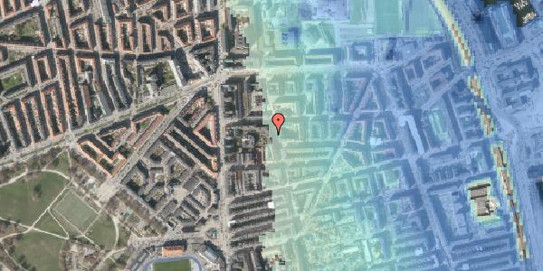 Stomflod og havvand på Vordingborggade 6J, st. 1, 2100 København Ø