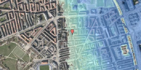 Stomflod og havvand på Vordingborggade 6K, 5. 52, 2100 København Ø