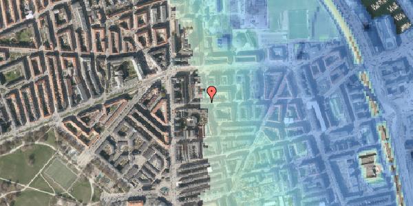 Stomflod og havvand på Vordingborggade 13, st. tv, 2100 København Ø