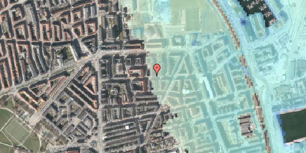 Stomflod og havvand på Vordingborggade 27, 1. tv, 2100 København Ø