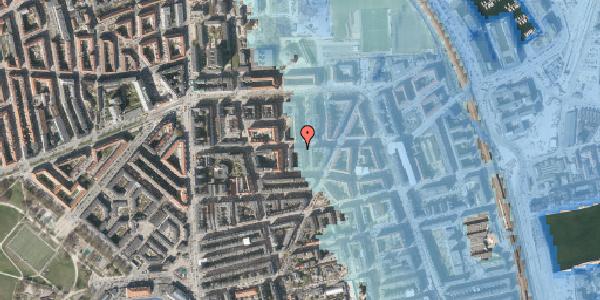 Stomflod og havvand på Vordingborggade 30, st. th, 2100 København Ø